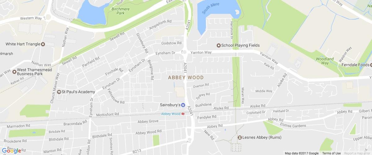 Surrey-Quays-map