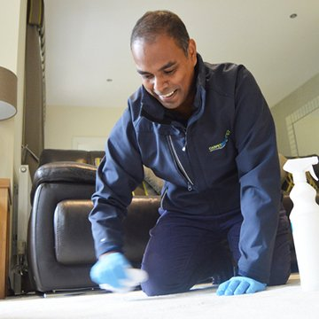 Carpet Cleaners Hever, Kent